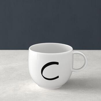 Letters Mug: C