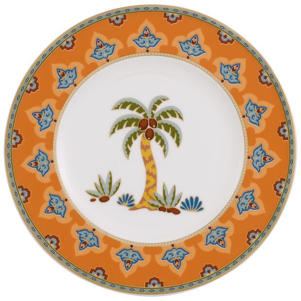 Samarkand Mandarin bread plate, , large