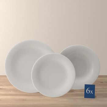 New Cottage Basic 18 Piece Catering Set