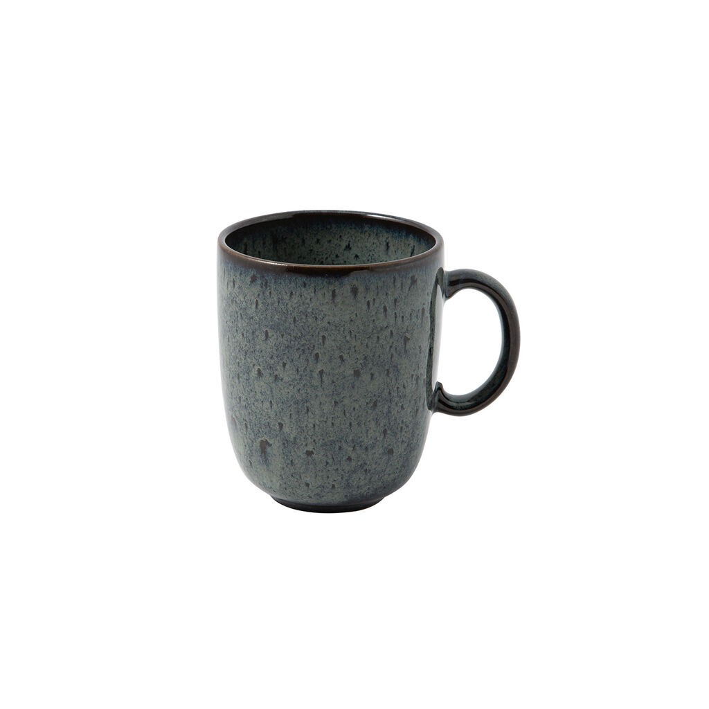 빌레로이 앤 보흐 '라브'  머그 Villeroy & Boch Lave gris Mug