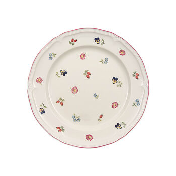 Petite Fleur Dinner Plate