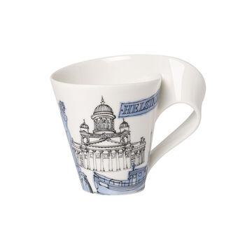 Cities of the World Mug: Helsinki