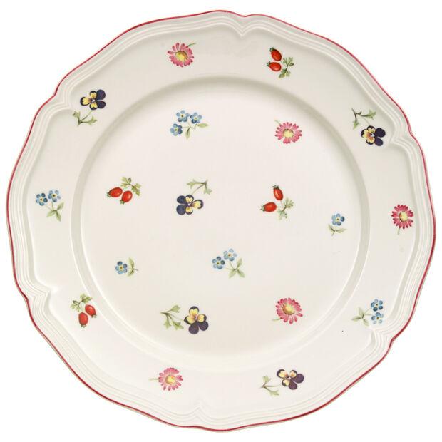 Petite Fleur Salad Plate 8 1/4 in, , large