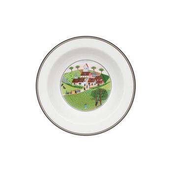 Design Naif Cereal Bowl: Wedding Procession