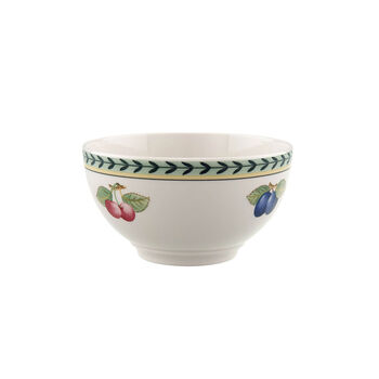 French Garden Fleurence Rice Bowl