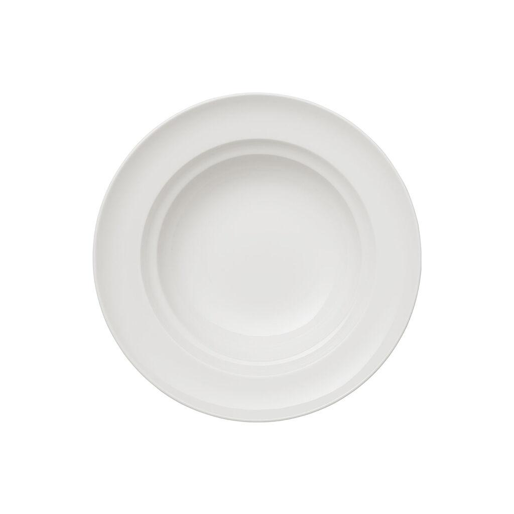 빌레로이 앤 보흐 네오 화이트 수프 그릇  Villeroy & Boch NEO White Rim Soup 9 in
