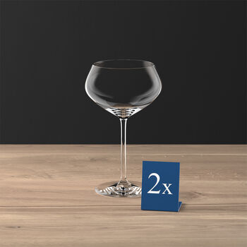 Purismo Bar Champagne Coupe, Set of 2