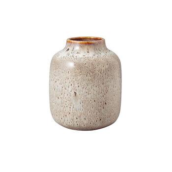 Lave Home Beige Nek Vase, Small
