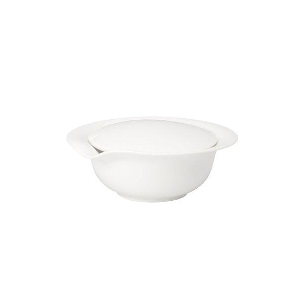 Pasta Passion Parmesan Grater, Bowl with Lid, , large