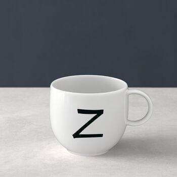 Letters Mug: Z