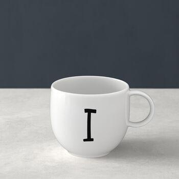 Letters Mug: I