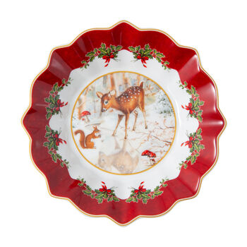 Toy's Fantasy Small Bowl: Fawn