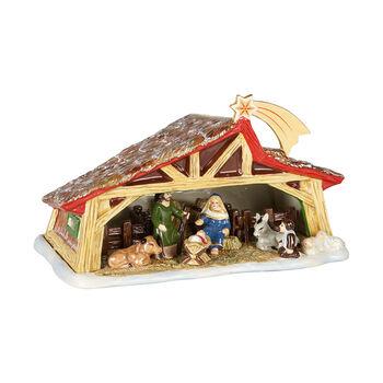 Christmas Toys Memories Nativity