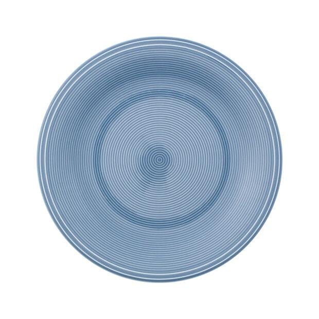 Color Loop Horizon Dinner Plate, , large