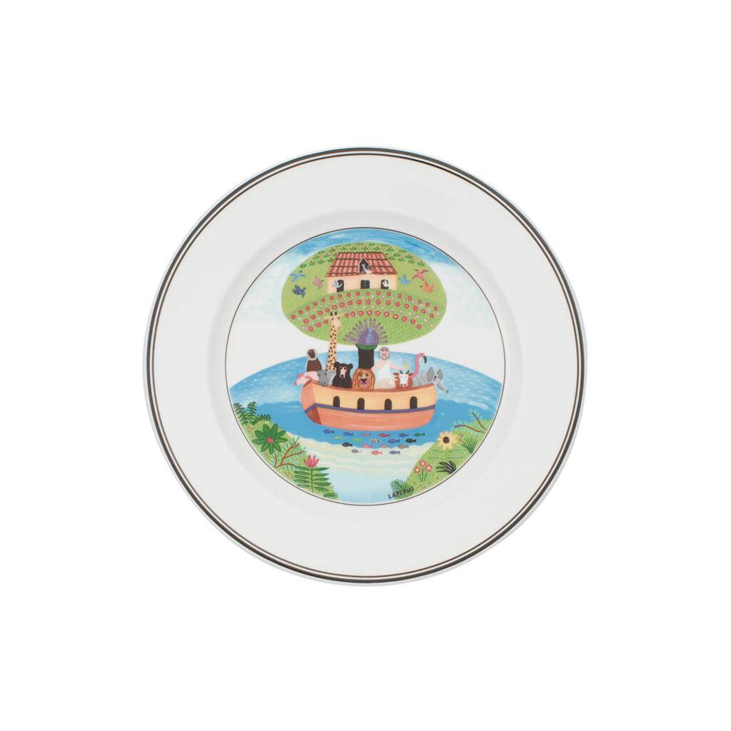 빌레로이 앤 보흐 디자인 나이프 접시 Villeroy&Boch Design Naif breakfast plate Noah's ark