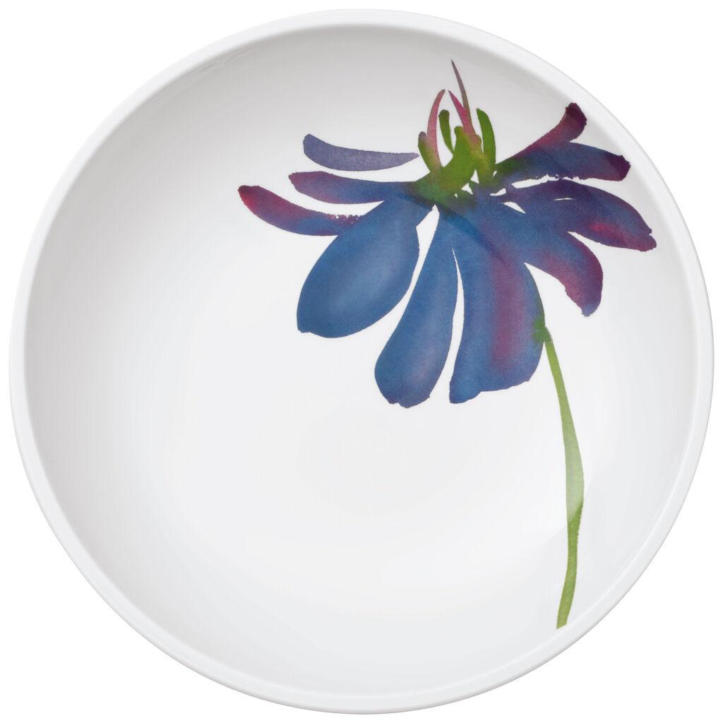 빌레로이 앤 보흐 아르테사노 볼 접시 Villeroy & Boch Artesano Flower Art Bowl flat