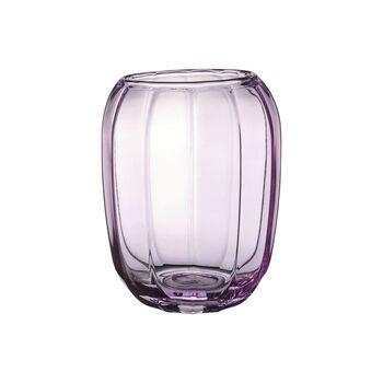 Coloured DeLight Hurricane Lamp/Large Vase: Noble Rose