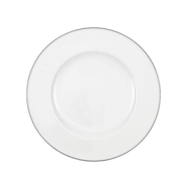 Anmut Platinum No. 1 Dinner Plate, , large