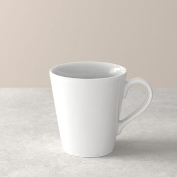 Organic White Mug