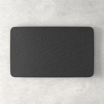 Manufacture Rock Rectangular Mulitfunctional Plate