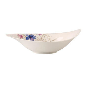 Mariefleur Gris Serve & Salad Salad Bowl, Large