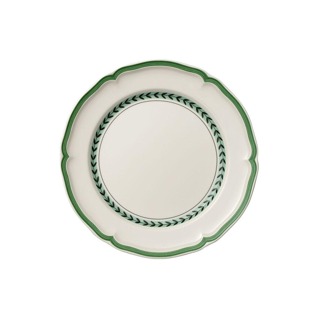 빌레로이 앤 보흐 프렌치 가든 디너 접시 Villeroy&Boch French Garden Green Line Dinner Plate 10.25 in
