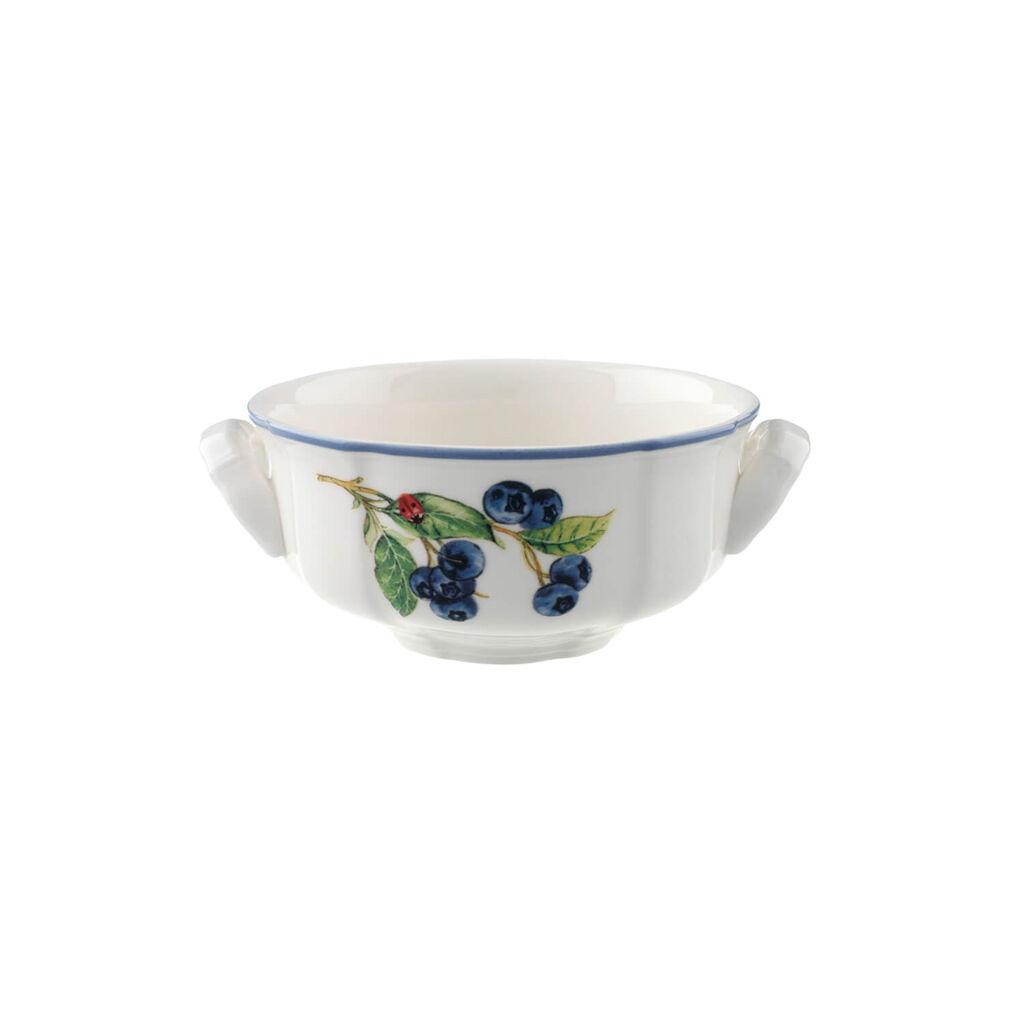 빌레로이 앤 보흐 코티지 크림 수프컵 Villeroy&Boch Cottage Cream Soup Cup 12 oz