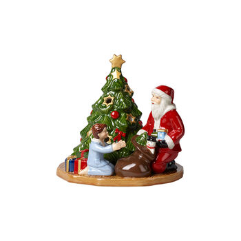 Christmas Toys Lantern: Gift Giving