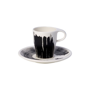 Coffee Passion Awake Doppio Espresso Cup & Saucer Set