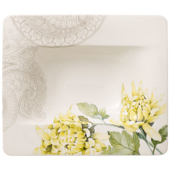 Quinsai Garden Rim Soup: Crysanthemum