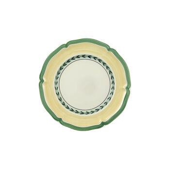 French Garden Vienne Appetizer/Dessert Plate