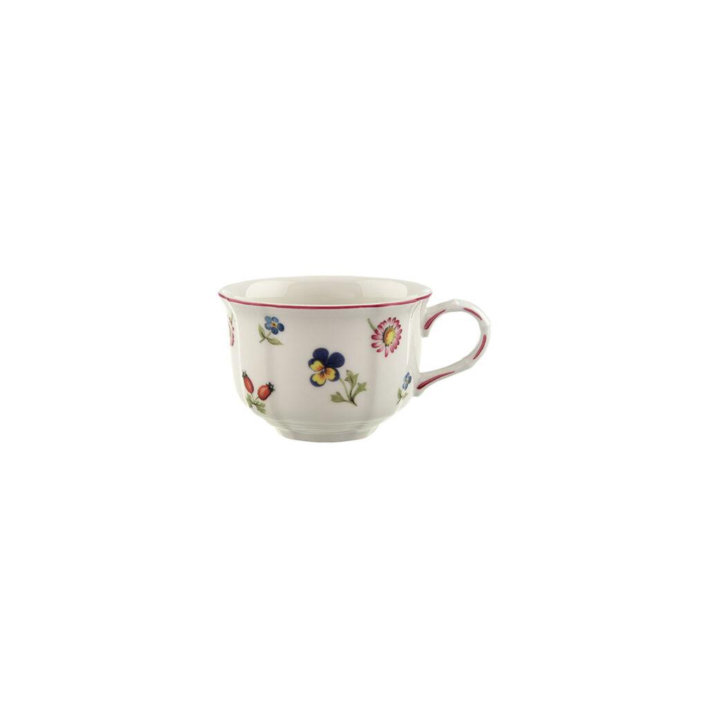 빌레로이 앤 보흐 쁘띠 플뢰르 찻잔 Villeroy & Boch Petite Fleur Teacup 7 1/2 oz