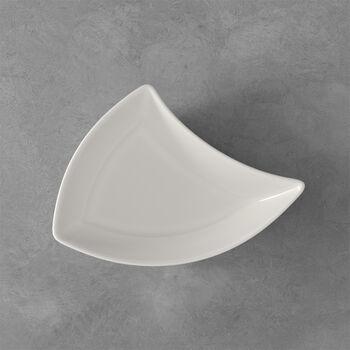 NewWave Triangle Appetizer/Dessert Plate