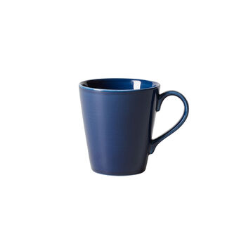 Organic Deep Blue Mug