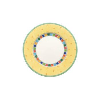 Twist Alea Limone Appetizer/Dessert Plate
