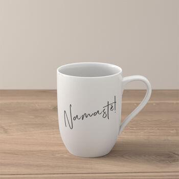 Statement Mug: Namaste