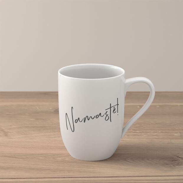 Statement Mug: Namaste, , large