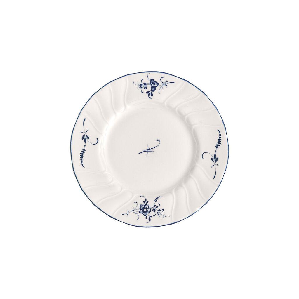 빌레로이 앤 보흐 올드 룩셈부르크 디저트 접시 Villeroy & Boch Old Luxembourg Appetizer/Dessert Plate 6.25 in
