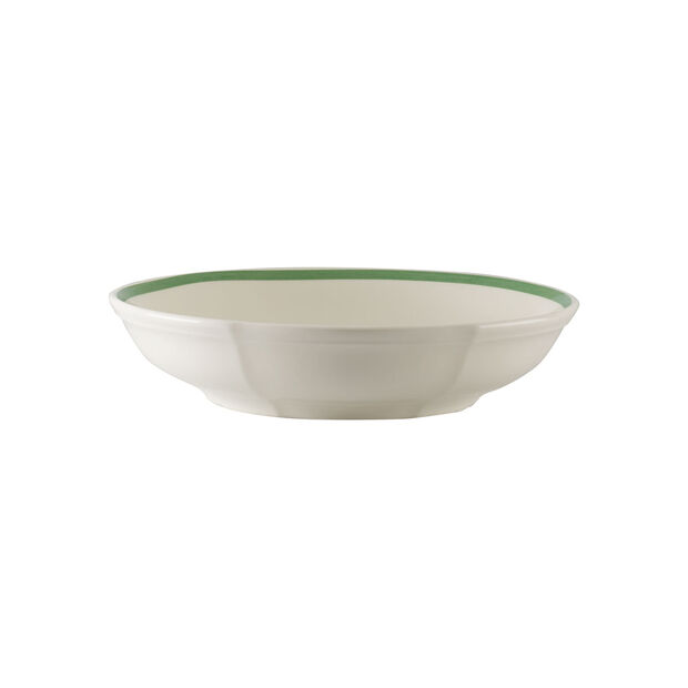 French Garden Green Line Pasta Bowl, , large