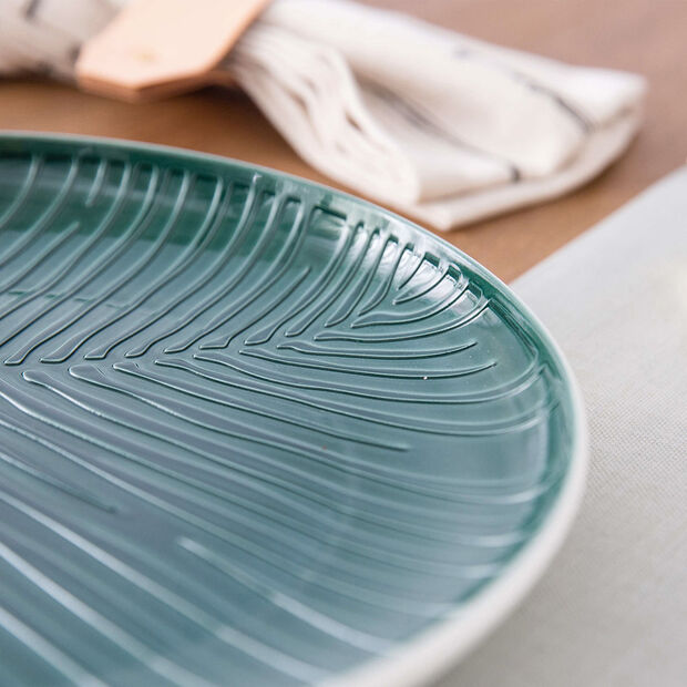 it's my match Green Plate: Leaf, , large