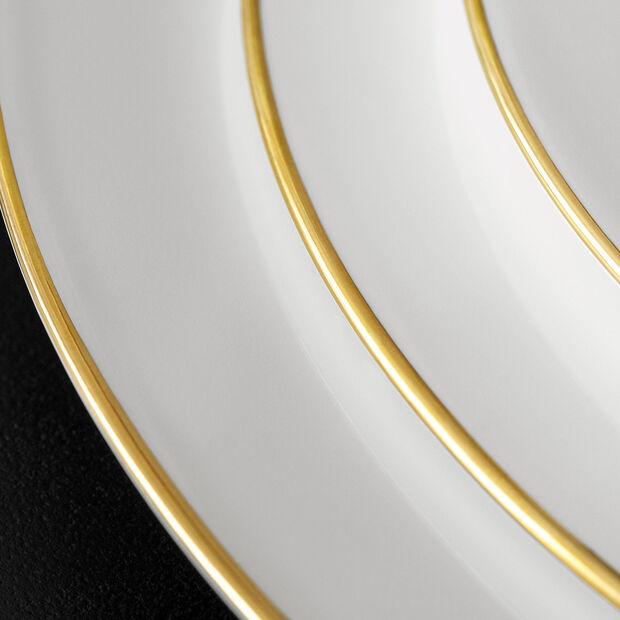 Anmut Gold Round Platter, , large