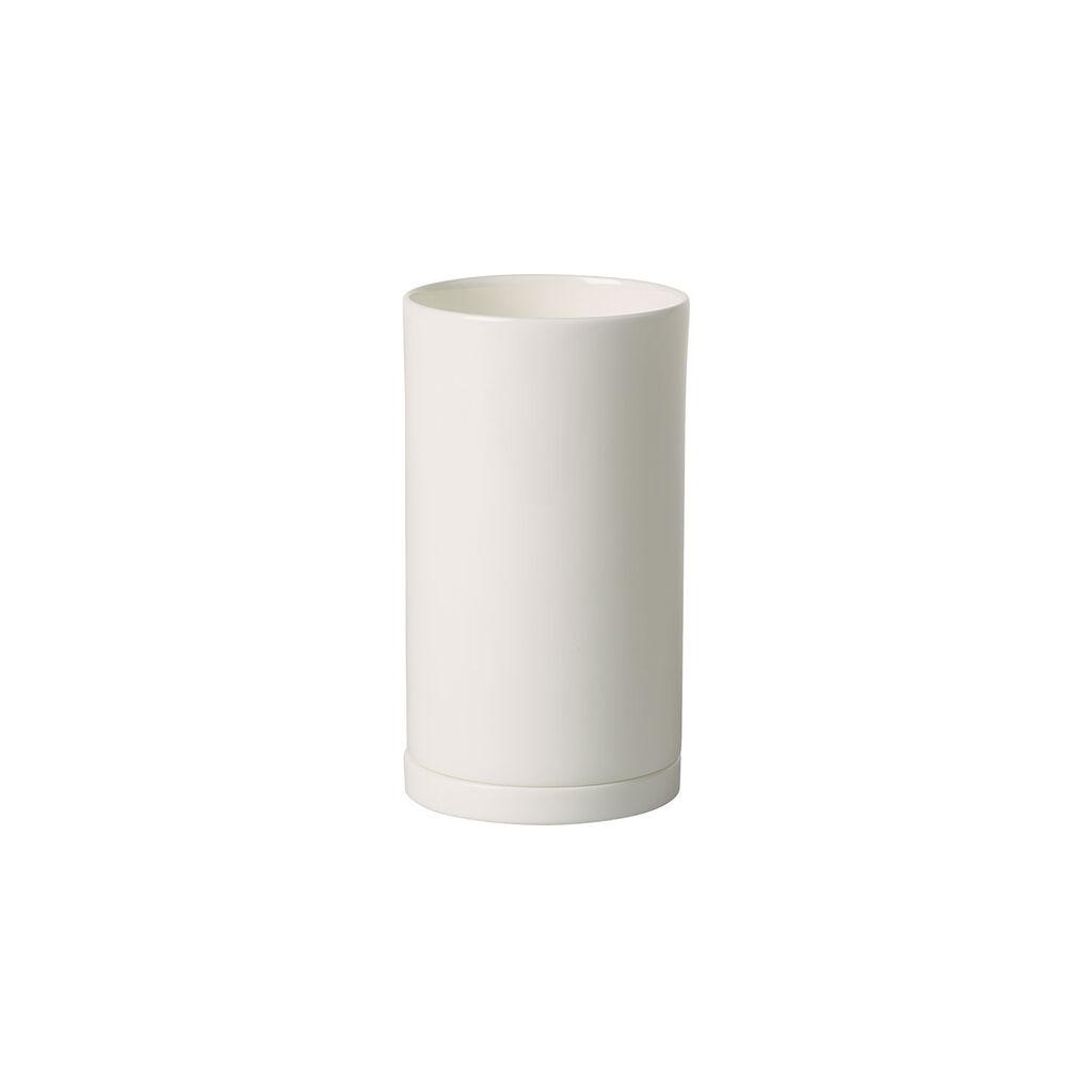 빌레로이 앤 보흐 '메트로 시크' 티 라이트 홀더 Villeroy & Boch MetroChic blanc Gifts Tea Light 3x5 in