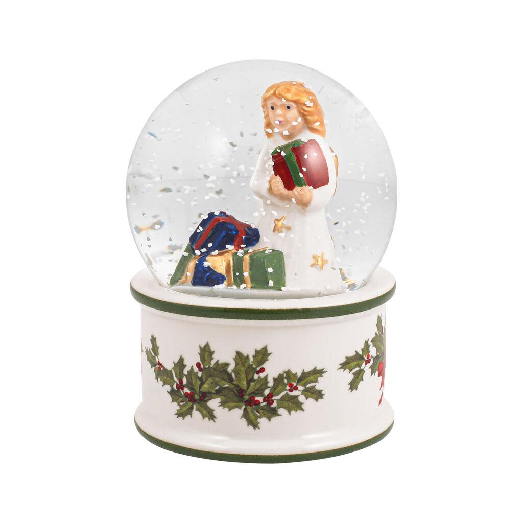 빌레로이 앤 보흐 '크리스마스 토이즈' 장식품 Villeroy & Boch Christmas Toys Snow globe small, Angel