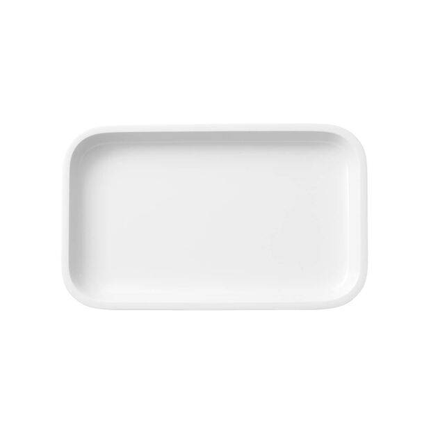 Clever Cooking Rectangle Serving Plate/Lid, Small, , large