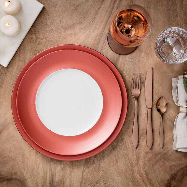 Manufacture Glow Buffet Plate, , large
