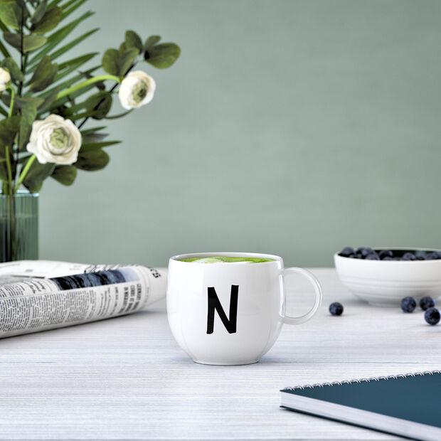 Letters Mug: N, , large