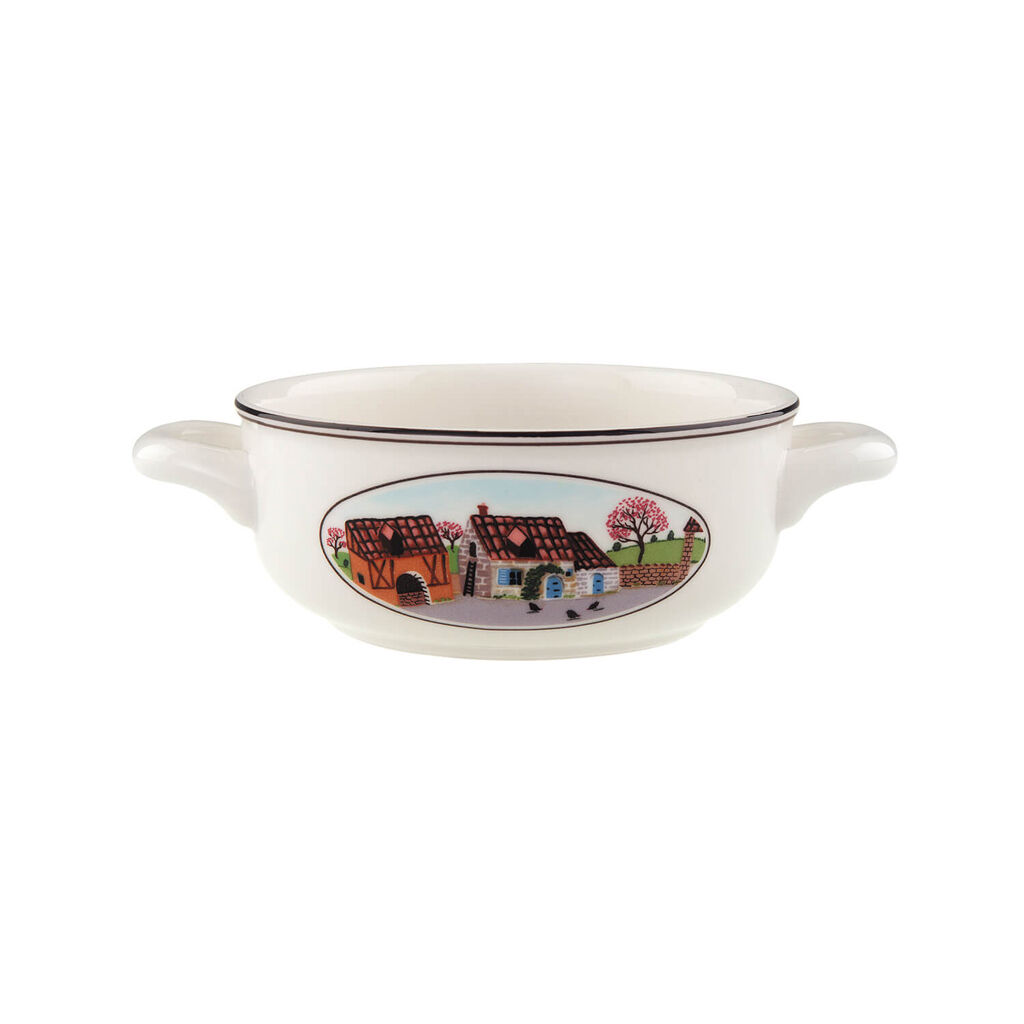 빌레로이 앤 보흐 디자인 나이프 수프컵 Villeroy&Boch Design Naif Soup cup