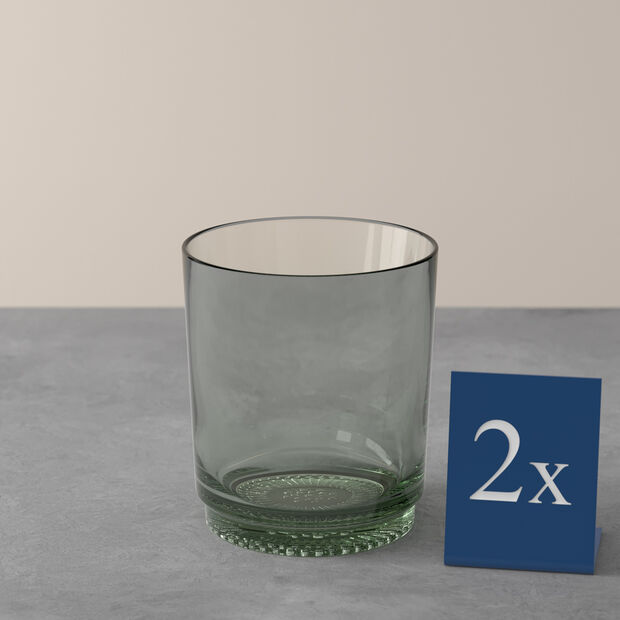 it's my match Water Glass: Mineral, Set of 2, , large
