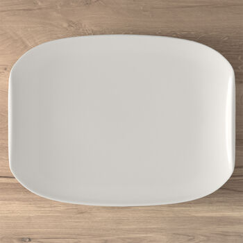 Urban Nature Dinner Plate, Coup Shape 12.5 in