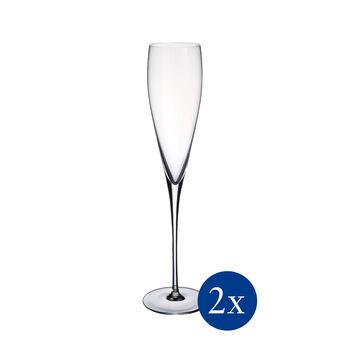 Allegorie Premium Champagne Flute, Set of 2